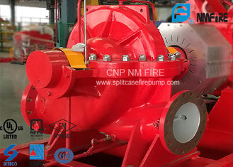 High Efficiency Centrifugal Fire Pump 4000Usgpm Ductile Cast Iron Materials